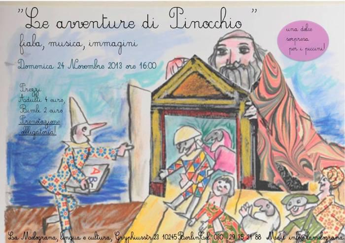 Le Avventure di Pinocchio - Berlino